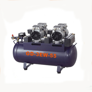 Dental Air Compressor for Dental Chair Unit Using (GD-3EW-45)