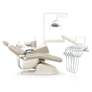 GD-S350 colorful Dental unit with eronomic patient chair