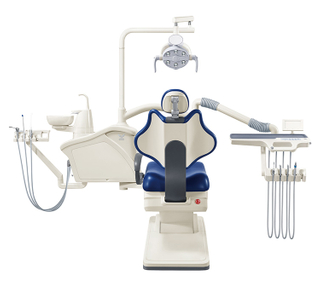 GD-S300 dental unit with rotatable unit box