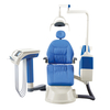 GD-S350D sliding cart dental unit with 9 memory LCD screen control system
